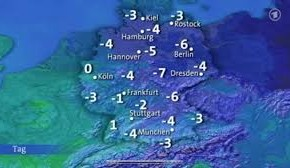 weather forecast germany
